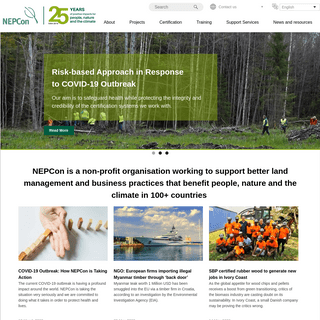 - Nature Economy and People Connected