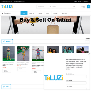 A complete backup of taluzi.com