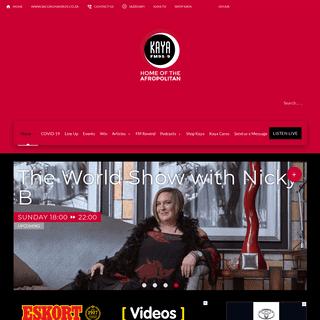 Home - KAYA FM