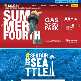 A complete backup of seafair.org