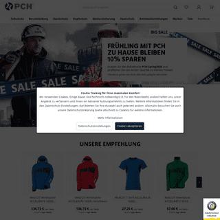 Arbeitsschutz- Sicherheitsschuhe, Arbeitsschuhe und mehr bei PCH