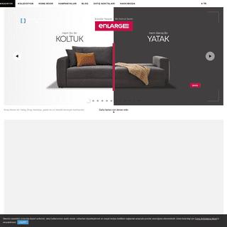 Enza Home Mobilya - Yataş Grup'un Konsept Mobilya Markası