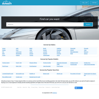 Autozin - Used Cars For Sale Near You