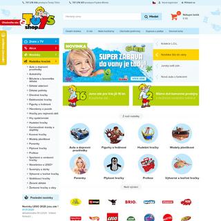 E-shop s hračkami - TOYSSHOP.cz-E-shop s hračkami - TOYSSHOP.cz