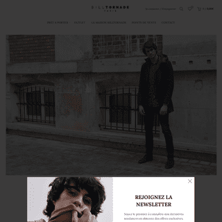 BILLTORNADE - Boutique online officielle