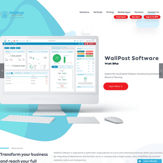 WallPost Software - WallPost Software - Work Smart - Work Fast