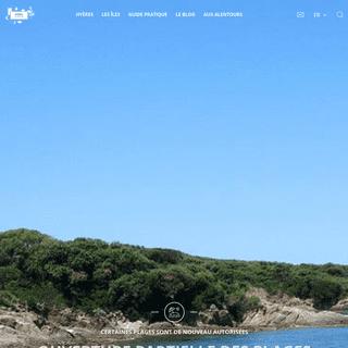Office de Tourisme d'Hyères, Porquerolles, Port-Cros, Le Levant.