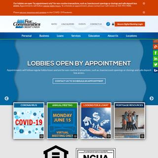 Fox Communities Credit Union - Fox Communities - Foxcu