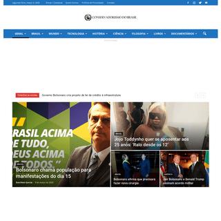 Mídia Independente - Conservadorismo do Brasil