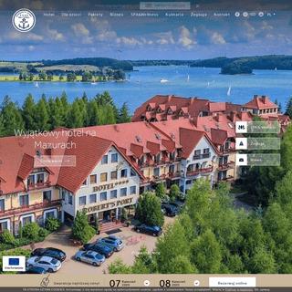 Hotel na Mazurach - Robert's Port Hotel Mikołajki