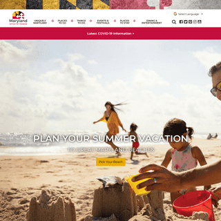 ArchiveBay.com - visitmaryland.org - Visit Maryland - Official Site of State of Maryland Tourism