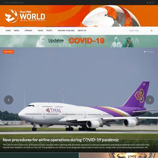 Thai PBS World – We bring Thailand to the world