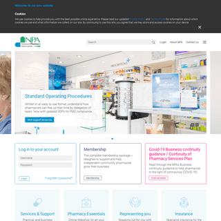 The National Pharmacy Association (NPA) » NPA