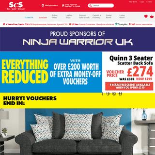 ScS - Sofas, Carpets, Flooring And Furniture