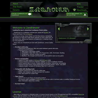 Zandronum - Multiplayer ZDoom