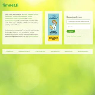 Fimnet - Finnish Medical Network