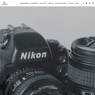 Casual Photophile - Cameras, Film, Lenses, Photography