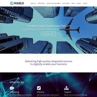 The Marlo Group - Digital Enablement