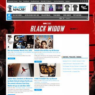 Hi-Def Ninja - Blu-ray SteelBooks - Pop Culture Community