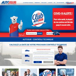Contrôle technique, contre visite, réglementation - Autosur.fr