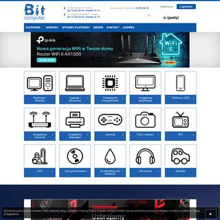 ArchiveBay.com - bitcomputer.pl - Sklep komputerowy Bit Computer