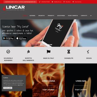 Lincar - Innovazione Del Calore