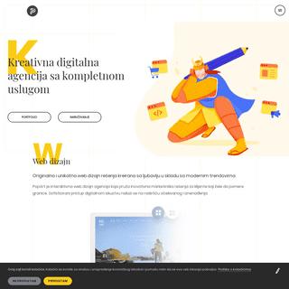 ArchiveBay.com - popwebdesign.net - Web Dizajn usluge Srbija - PopArt Studio - Web dizajn agencija