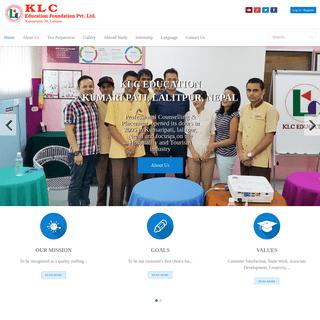 KLC Education -- Kumaripati, lalitpur, Nepal, +977-1-5546816