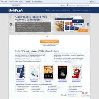 Omdan din PDF tryksager til bladre sider gratis