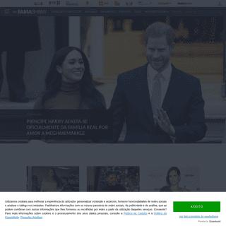 Fama Show - Homepage