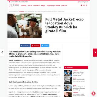 ArchiveBay.com - www.donnaglamour.it/full-metal-jacket-location/lifestyle/ - Full Metal Jacket, le location- dove è stato girato il film di Stanley Kubrick