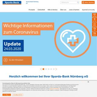 Willkommen bei Ihrer Sparda-Bank Nürnberg - Sparda-Bank