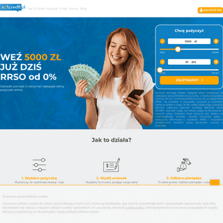 Solcredit - Chwilówki i pożyczki przez internet - kredyty online w Polsce