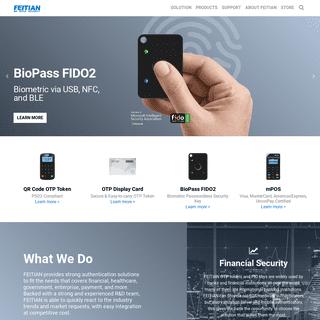 FEITIAN Technologies Co., Ltd.