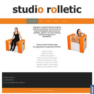 Strona główna - Studio Rolletic