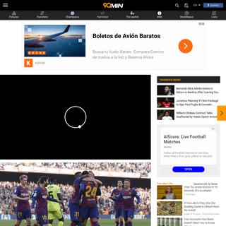 ArchiveBay.com - www.90min.com/posts/6557914-barcelona-2-1-getafe-report-ratings-reaction-as-blaugrana-earn-critical-victory-in-title-race - Barcelona 2-1 Getafe- Report, Ratings & Reaction as Blaugrana Earn Critical Victory in Title Race - 90min