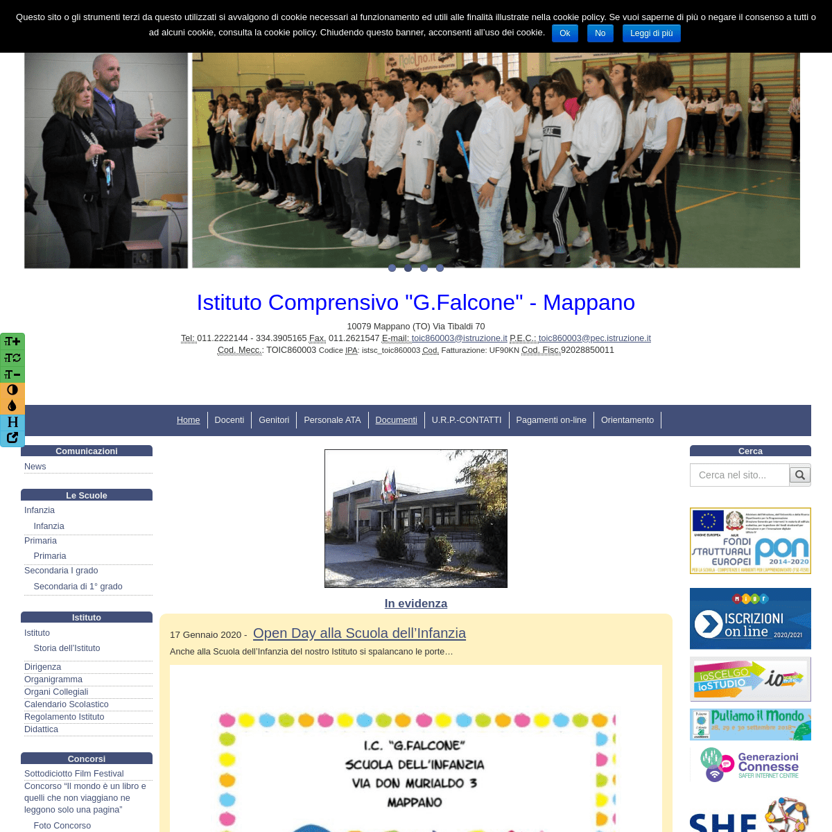 ArchiveBay.com - icmappano.gov.it - IC MAPPANO