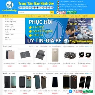 baohanhone – Trung Tâm Bảo Hành One - 20 năm Uy Tín - Sửa chữa Laptop - Điện Thoại - Máy Tính Bảng