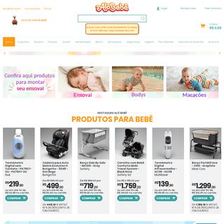 Loja de Bebê - Artigos Infantis - Alô Bebê