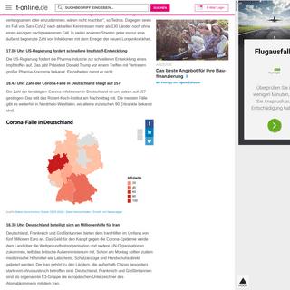 ArchiveBay.com - www.t-online.de/nachrichten/panorama/id_87410084/coronavirus-in-deutschland-verdacht-bestaetigt-bundeswehrsoldat-infiziert.html - Coronavirus- Sorge wegen Virus – Leipziger Buchmesse abgesagt