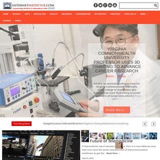 InternetMedicine.com - A Face and Voice for Digital Healthcare
