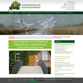 ArchiveBay.com - bgld-jagdverband.at - Burgenländischer Jagdverband
