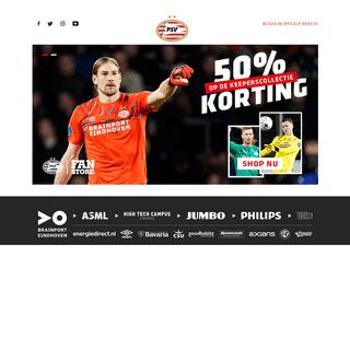 PSV.nl - Eendracht maakt macht - Splash