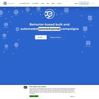 eSputnik - Marketing Automation Software for B2C