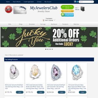 My Jewelers Club™ -