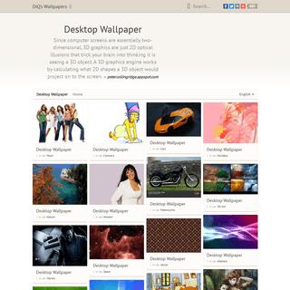 Home - Desktop Wallpaper