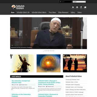 Home - Fethullah Gülen's Official Web Site