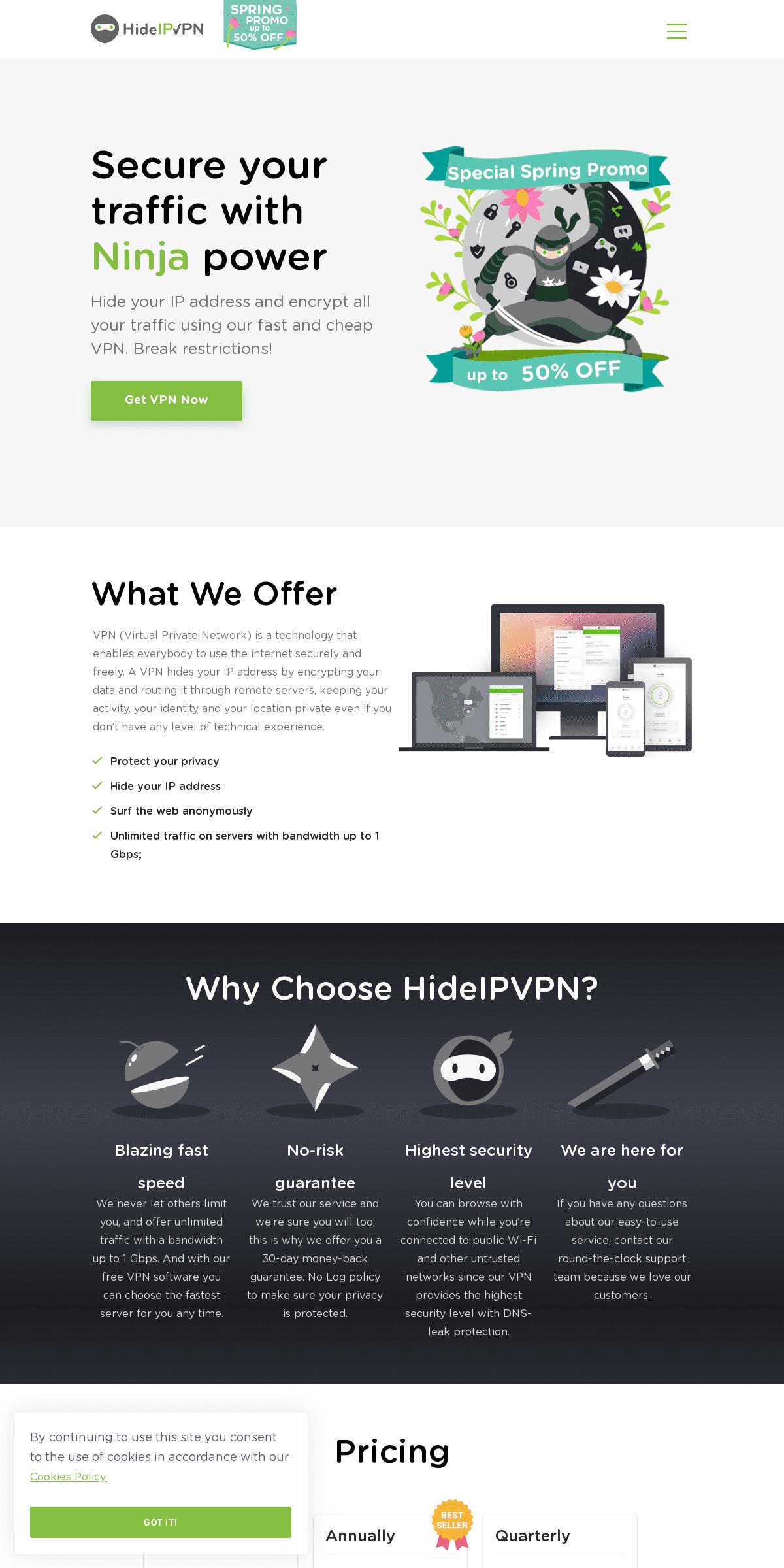 ArchiveBay.com - hideipvpn.com - Hide your IP. Break online restrictions.Stay anonymous online with VPN
