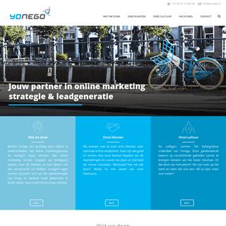 Yonego Online Marketing Bureau- roi driven internet marketing