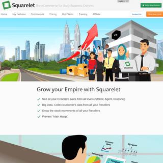 eCommerce Shopping Cart Malaysia - Dropship, Wholesale, Retail